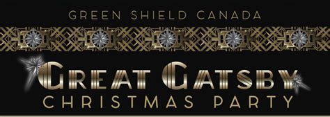 green shield canada s great gatsby christmas party
