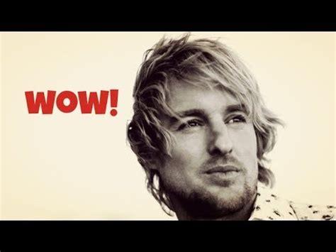 owen wilson compilation owen wilson wow compilation youtube