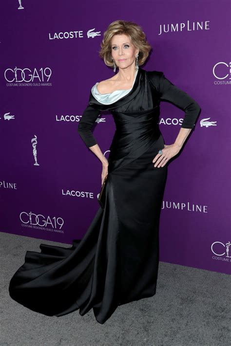 Kirsten Always Has A Fashion Trick Up Sleeve by Fonda Drama At The Costume Designers Guild