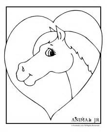 horse coloring games kids coloring