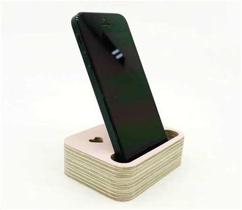 Jvcs Dock Stand Because They Could by Tech Design Phone Stand Challenge