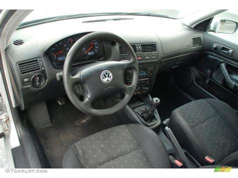 2000 Volkswagen Jetta Interior by Black Interior 2000 Volkswagen Jetta Gl Sedan Photo 48016523 Gtcarlot