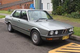 history of the bmw 5 series carrrs auto portal