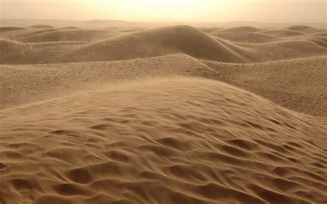 Wallpaper sand, desert, Wind in the desert.