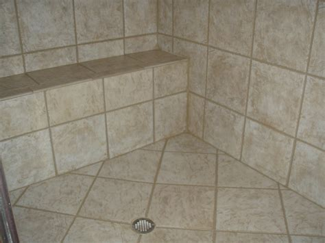 grout tile carolina grout works showers before after carolina grout