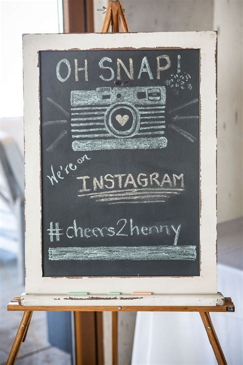28 best Chalkboard hashtag images on Pinterest   Wedding