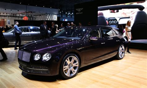 bentley concept car 2016 2014 bentley flying spur live photos from the york