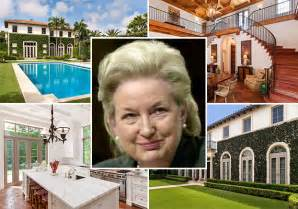 2017 Latest Real Estate Designs maryanne trump barry palm beach trump family real estate