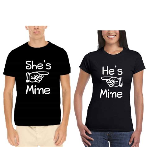 Matching T Shirts India Personalized Matching T Shirts India Giftsmate
