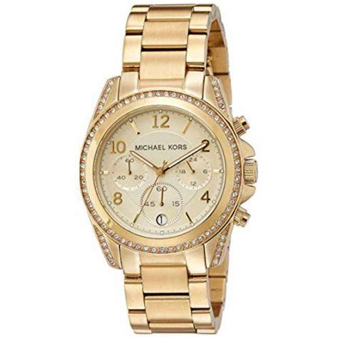 Michael Kors Uhr Damen 1722 by Michael Kors Damen Uhren Mk5166 Trends 2019