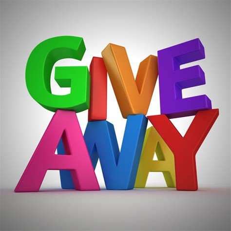 Giveaway Free - importance and benefits of organizing free giveaways on your blog blogging ways
