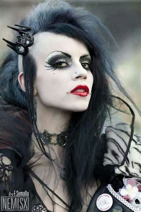 death rock makeup 17 best images about deathrock style on pinterest rocks