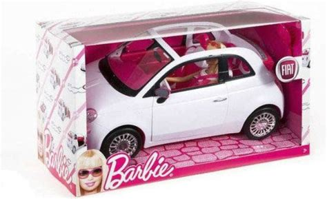 barbie cars with back barbie fiat car barbie auto fiat 500 samoch 211 d lalka