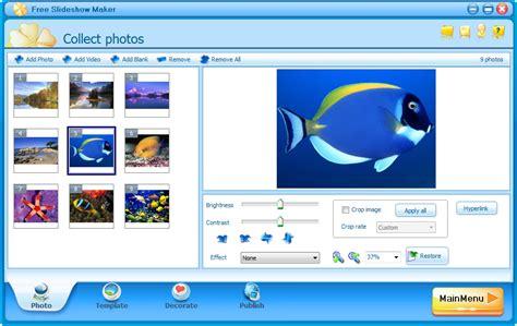 Photo Slideshow Maker Deluxe For Windows free slideshow maker 1 0 0 for laptop work version