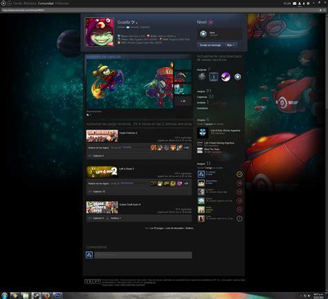 fotos para perfil steam ot mostra tu perfil en steam taringa