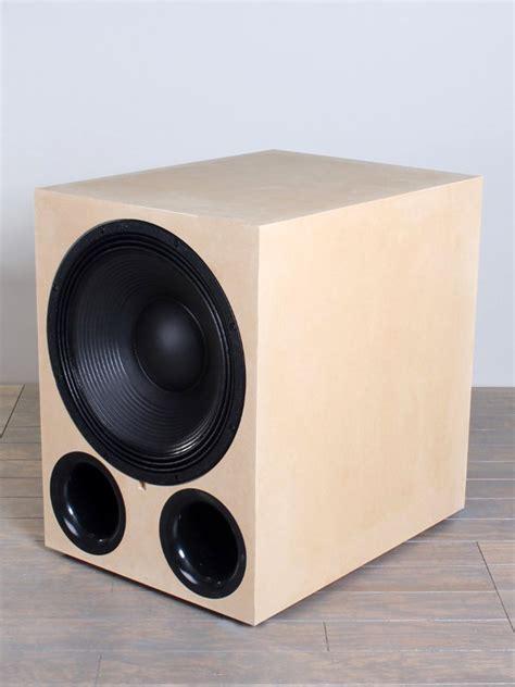 Speaker Subwoofer 21 Inch ww speaker cabinets introduces 21 inch subwoofer for diy home audio market