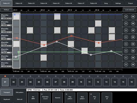 drum pattern sequencer app midi pattern sequencer midi pattern sequencer manual
