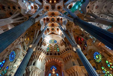 Barcelona   Sagrada Familia, Interior   Sagrada Familia