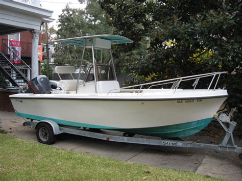 mako boat t top 1985 20 cc mako with 99 yamaha 200 the hull truth