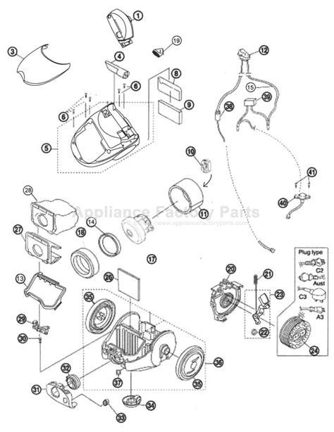 Vacuum Cleaner Panasonic Mc 3920 parts for mc 3920 panasonic vacuum cleaners