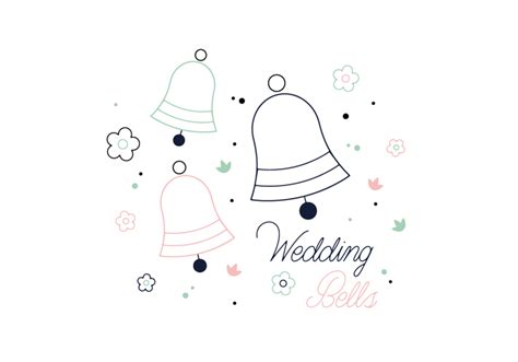 Wedding Bells Images Free by Free Wedding Bells Vector Free Vector
