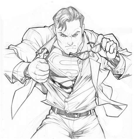 Superman Drawings