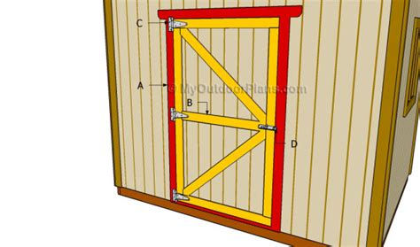how to build plywood doors how to build a shed door with plywood affordable sheds