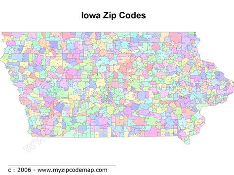 zip code maps free iowa zip code maps free iowa zip code maps
