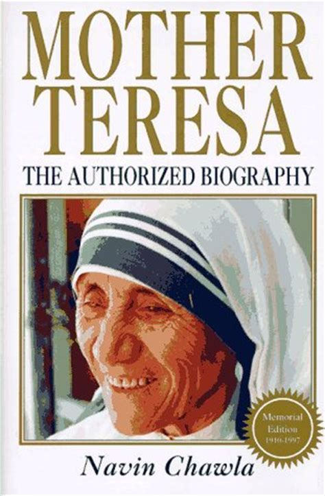 mother teresa calcutta biography tagalog mother teresa by navin chawla