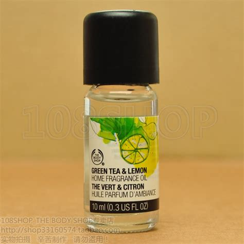indoor oil l fuel the body shop green tea lemon indoor oil fragrance
