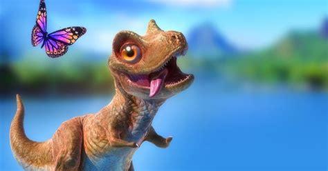 dinosaur animation cartoon  children pangea