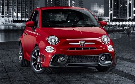 refreshed 2017 abarth 595 unveiled fiat 500 usa