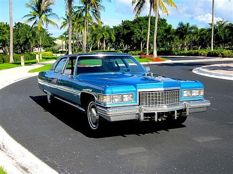 1976 Cadillac Fleetwood Talisman For Sale by 1976 Cadillac Fleetwood Brougham Talisman For Sale Delray