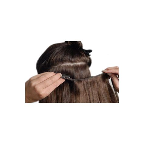 hair extension wefts uk works clip in weft remy hair