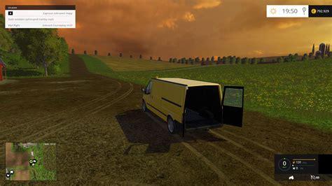mod game van kiem driveable traffic van farming simulator 2017 mods