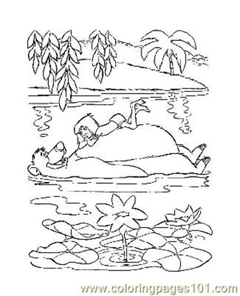 jungle book coloring pages pdf jungle book 28 coloring page free the jungle book