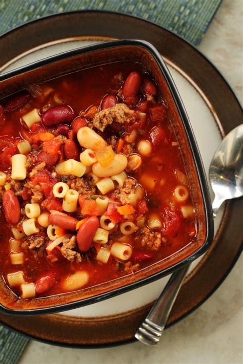 Olive Garden Pasta E Fagioli Soup Recipe by Crock Pot Pasta E Fagioli Soup Olive Garden Taste A Like 24 7