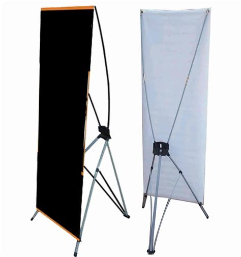 Tripod Banner pull up banner stands melbourne printroo australia