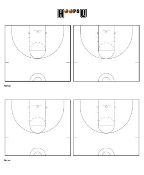 basketball court diagrams for plays best photos of half court basketball play template half