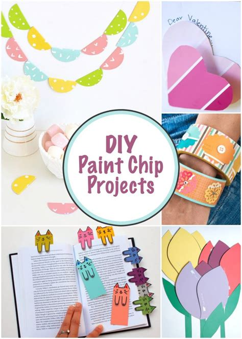 how to get a paint chip off the wall diy paint chip projects
