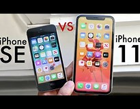 Image result for iPhone SE vs 5S iPhone 11. Size: 205 x 160. Source: jagoyame.blogspot.com