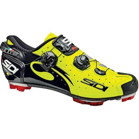 Sidi Srs Black Blue 2016 sidi mtb drako carbon srs 2016 vernice black yellow fluo shoe 183 motocard
