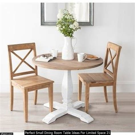perfect small dining room table ideas  limited