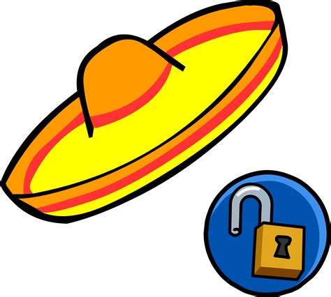 sombrero clip sombrero png clipart best