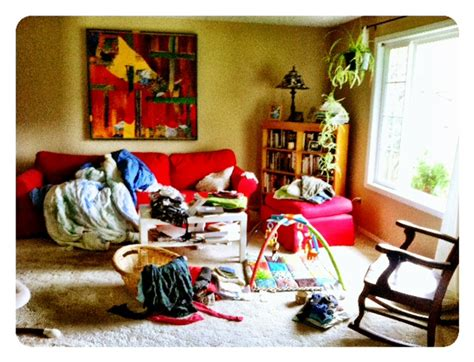 messy living room messy family living room