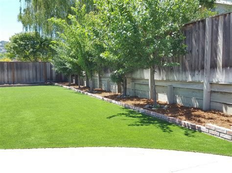 installing artificial grass nolic arizona backyard deck