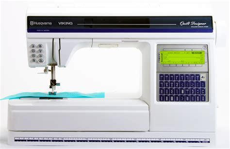 husqvarna viking quilt designer type 600 sewing machine