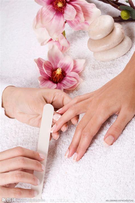Manicure Pedicure Di Salon Surabaya 高清美甲图片摄影图 生活素材 生活百科 摄影图库 昵图网nipic