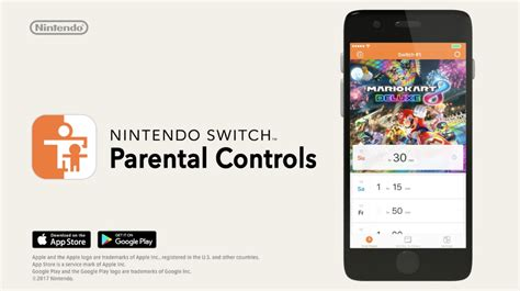 parental controls android nintendo switch parental controls app for ios android detailed