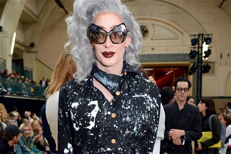 Detox Ezra Miller by Catching Up With Drag Superstar Detox On The Westwood Frow